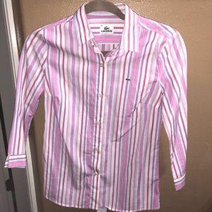 Lacoste women dress shirt